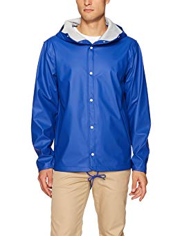 Herschel Supply Co. Men's Forecast Hooded Waterproof Coaches Jacket Review