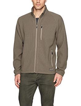Ariat Men's REBAR Dura Tek Fleece Jacket, Morel, X-Large Review
