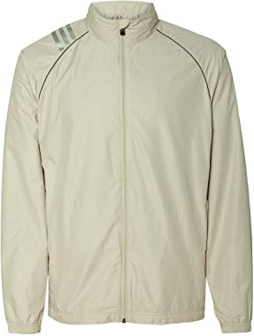 adidas Men's ClimaProof 3-Stripes Full Zip Jacket Review