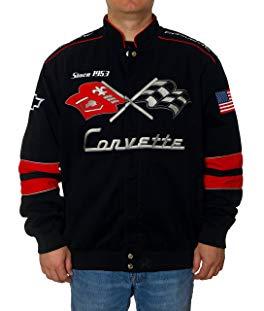 J.H. Design Chevy Corvette Cotton Twill Jacket Review
