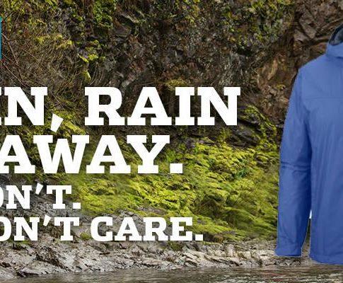 Columbia Men's Big & Tall Watertight II Packable Rain Jacket Review