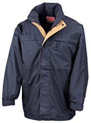 Result Mens Mid-Weight Multi-Function Waterproof Windproof Jacket Review