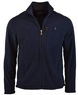 Polo Ralph Lauren Men's Performance Full Zip Fleece Jacket Review