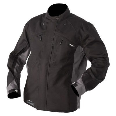 A.R.C. Back Country Foul Weather Jacket Medium (Size 40) Black/Grey Review