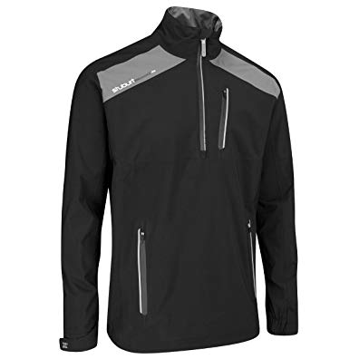Stuburt Golf 2017 Mens Endurance Lite Waterproof Half Zip WindProof Jacket Pullover Review