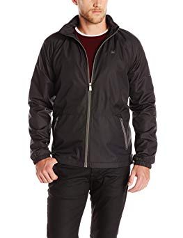 Quiksilver Waterman Men's Shell Shock Jacket, Black, Large Review