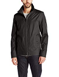 Calvin Klein Men's Poly Bonded Jacket Review