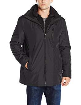 Calvin Klein Men's Fleece-Lined Hooded Jacket Review