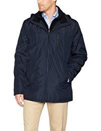 Calvin Klein Men's Poly Fleece Bib Hoody Jacket Review