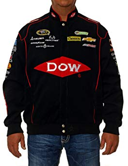 JH Design Austin Dillon Dow Sponsor Nascar Jacket a Lightweight Men's Jacket