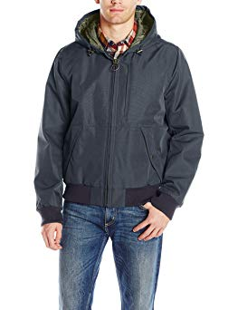 Bass GH Men's Campsite Hoody Bomber Jacket Review