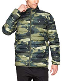 Quiksilver Mens Scaly Full Zip Puffy Jacket Review