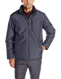 IZOD Men's Fully Reversible Insulated Rip-Stop Jacket Review