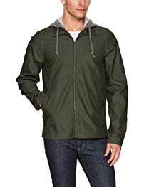 Volcom Men's Lightweight Warren Jacket Review