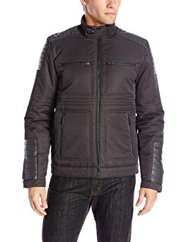 Calvin Klein Men's Moto Jacket Review
