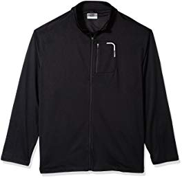 PGA TOUR Men's Big and Tall Elements Long Sleeve Full Zip Jacket Review